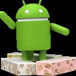 AndroidのOSバージョンシェア率 2017年5月(Google配信情報)